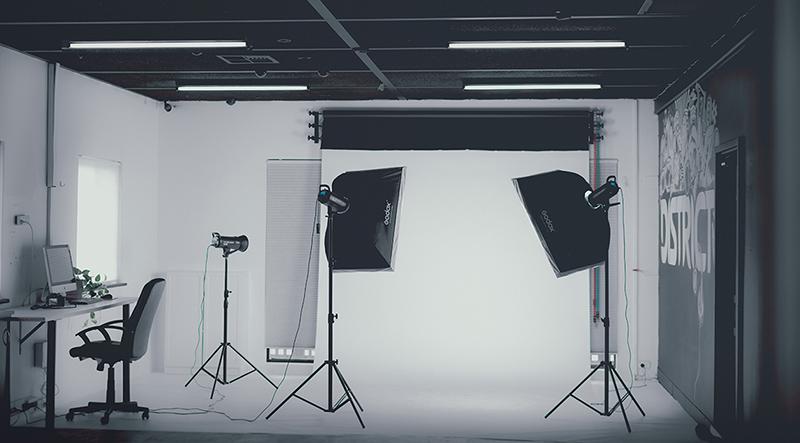 traditional photo studio