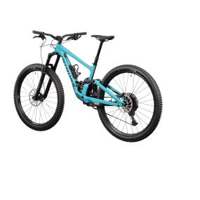 Niebieski rower - zdjęcie produktowe